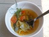 Zeleninová dietní polévka recept