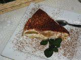 Smetanovo-kávový dortík recept