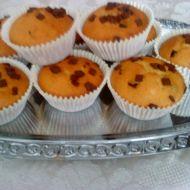 Čokoládové muffins recept