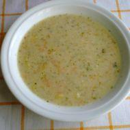 Bramborová polévka s tatarkou recept