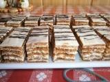 Kakaové medové řezy recept