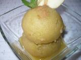 Jablkový sorbet recept