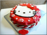 Dort Hello Kitty II. recept