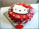 Dort Hello Kitty II. recept