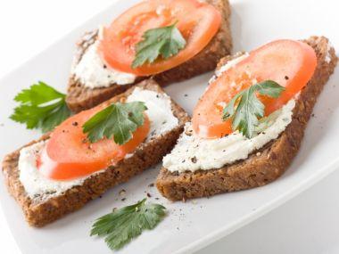 Celerová pomazánka s vejcem a rybou