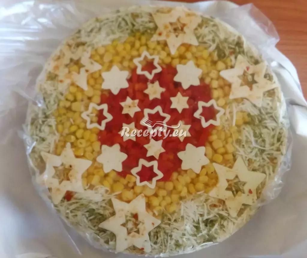 Aspikový dort k narozeninám recept  dorty