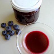 Dobrá borůvková marmeláda recept