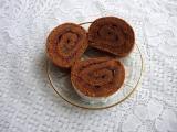 Kakaová roláda s marmeládou recept