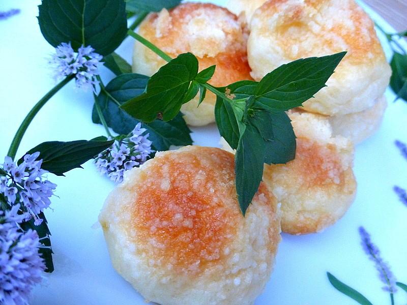 Koláčky s jablkovou náplní recept