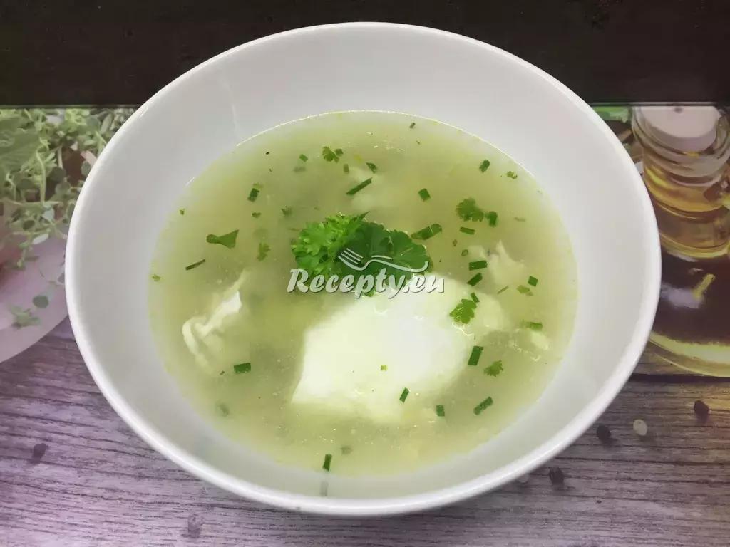 Staročeská mléčná polévka recept  polévky