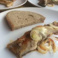 Kapr pečený na másle recept