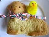 Velikonoční beránek bez lepku, mléka a vajec recept