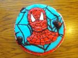 Spiderman dort recept