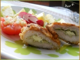 Wasabi kotlety recept