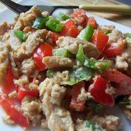 Salát ze sójových nudliček recept