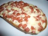 Teplé chlebíčky recept