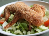 Orientální kuřecí křídla (či jiná část opeřence) recept