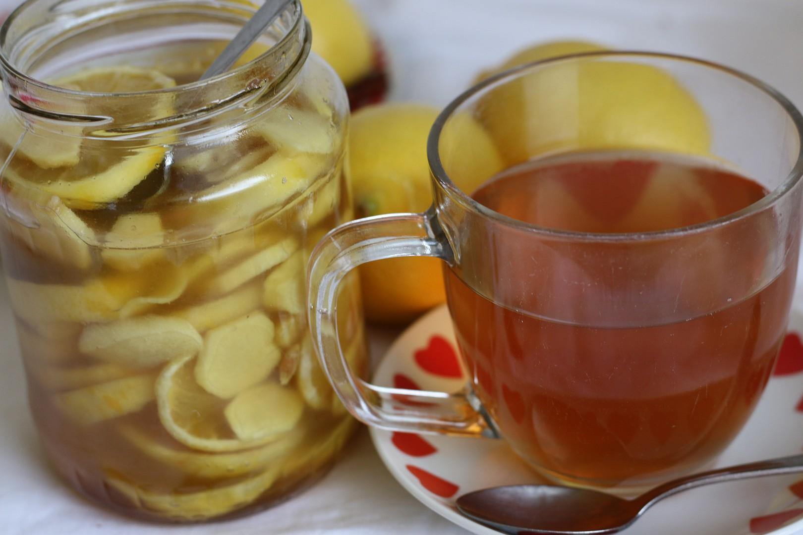 Zázvorový sirup II.  zdravý a rychlý recept
