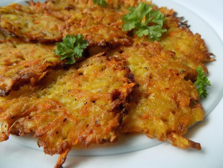 Zeleninové rösti recept