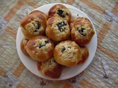 Hanácké koláče