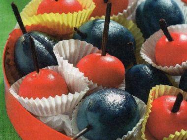 Marcipánové ovoce  sladký dárek