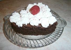 Čokoládové brownies s višněmi recept