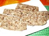 Chlebíček s tykví, vločkami a ořechy recept