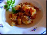 Krkovička v zelenině  PH recept