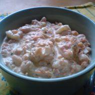 Fazolový salát z konzervy recept
