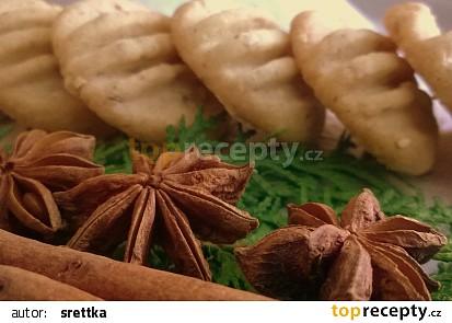 Bezlepkové předvánoční sušenky recept