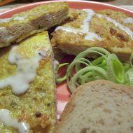 Sójové řízky v sýrovo-vaječném těstíčku recept