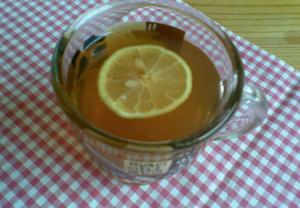 Zázvorový čaj II.