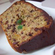Maminčin biskupský chlebíček recept