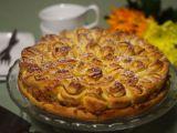 Jablečný koláč Chryzantéma recept