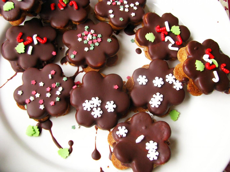 Vánoční ischelské dortíky  recept