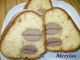 Bábovka Piškotka recept