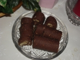 Kokosová roláda (nepečená) recept