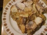 Smetanovo  máslová žemlovka recept