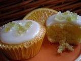 Citrónové muffiny recept