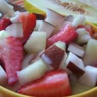 Exotický ovocný salát recept