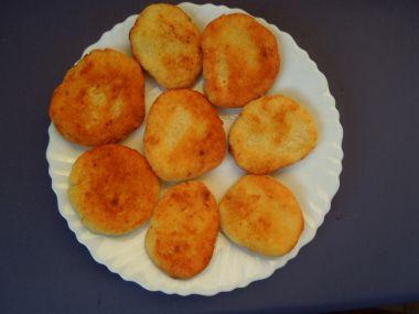 Placky bramboro-tvarohové