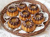 Smetanové bábovičky s kokosem a oříšky recept