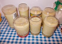 Sójové mléko recept