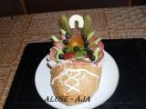 Slaný dort  bota recept
