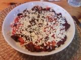 Kuskus s rajčatovými fazolemi recept