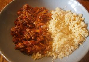 Mleté maso po marocku