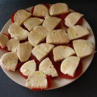 Rajčátka s mozzarellou recept