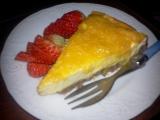 Cheesecake s pomerančovým želé recept