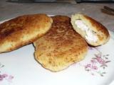 Kuřecí řízečky v bramborovém těstě recept