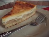 Křehký koláč s jablky recept